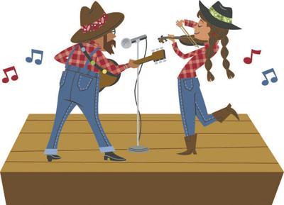 Western Music Cartoon_C