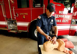 Butte Silver-Bow firefighters successfully administer drug to reverse opioid overdose