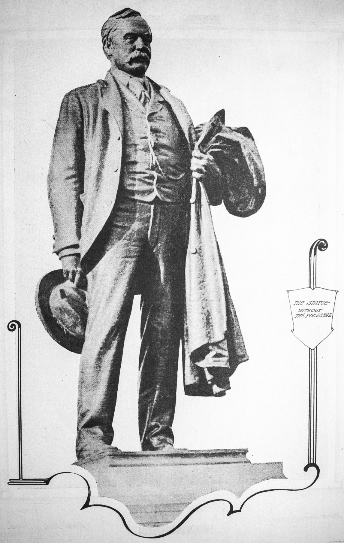 Marcus Daly statue 1907