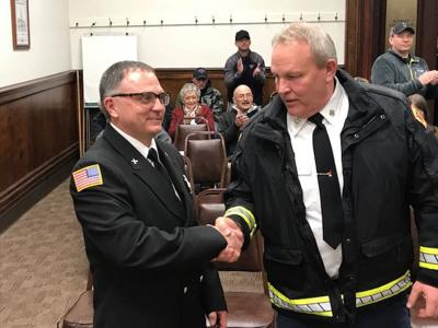 Moving up: Butte fire captain promoted to 'most stressful job' in department