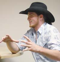 On stage tonight: Butte native performing his way through Nashville
