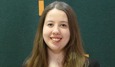Kathryn Bozer wins prestigious Goldwater Scholarship