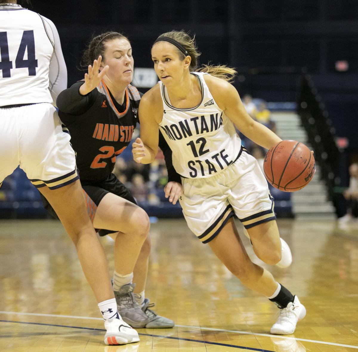 MSU v Idaho State Women's Hoops