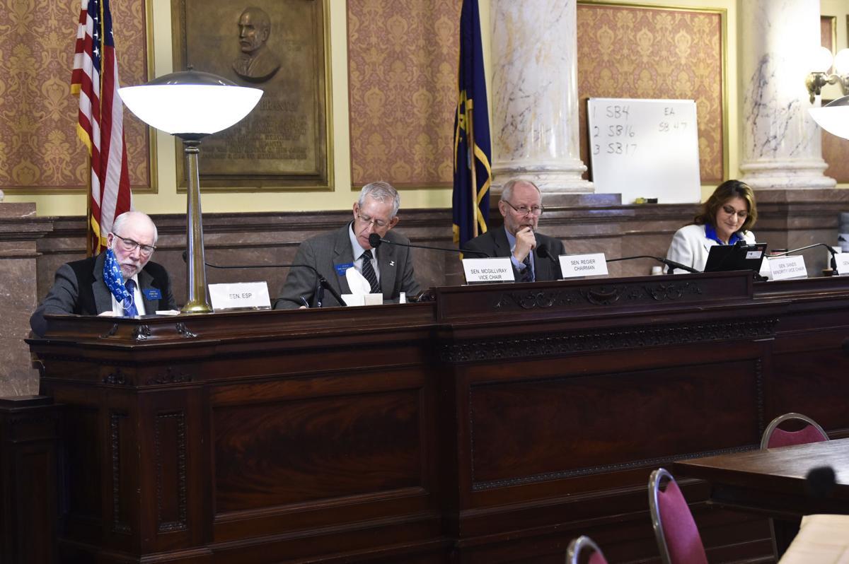 The Senate Judiciary Committee