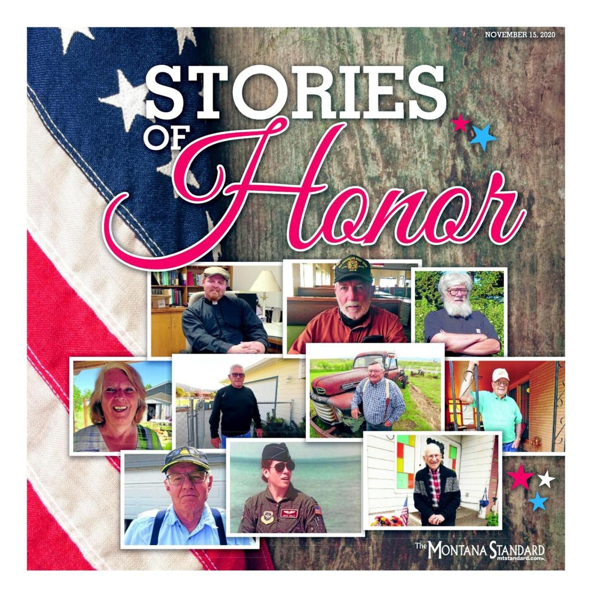 Stories of Honor 2020