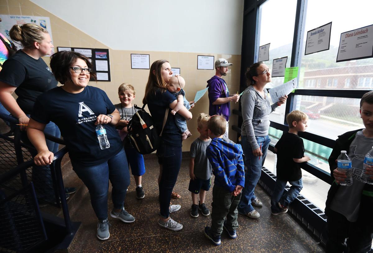 Anaconda public schools' host district-wide family night