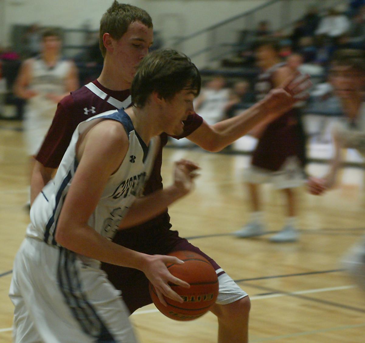 Butte Central-Anaconda basketball