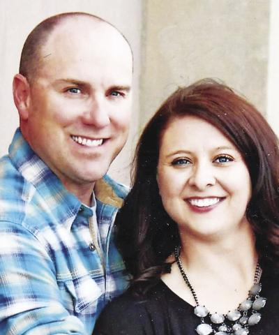 Zachary Trent and Heather Jones