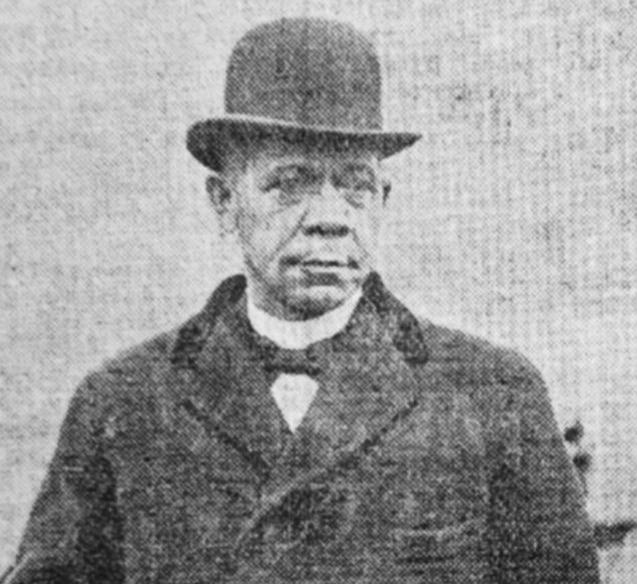 Booker T. Washington on March 6, 1913