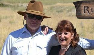 Geoff Roach and Jana Bousman