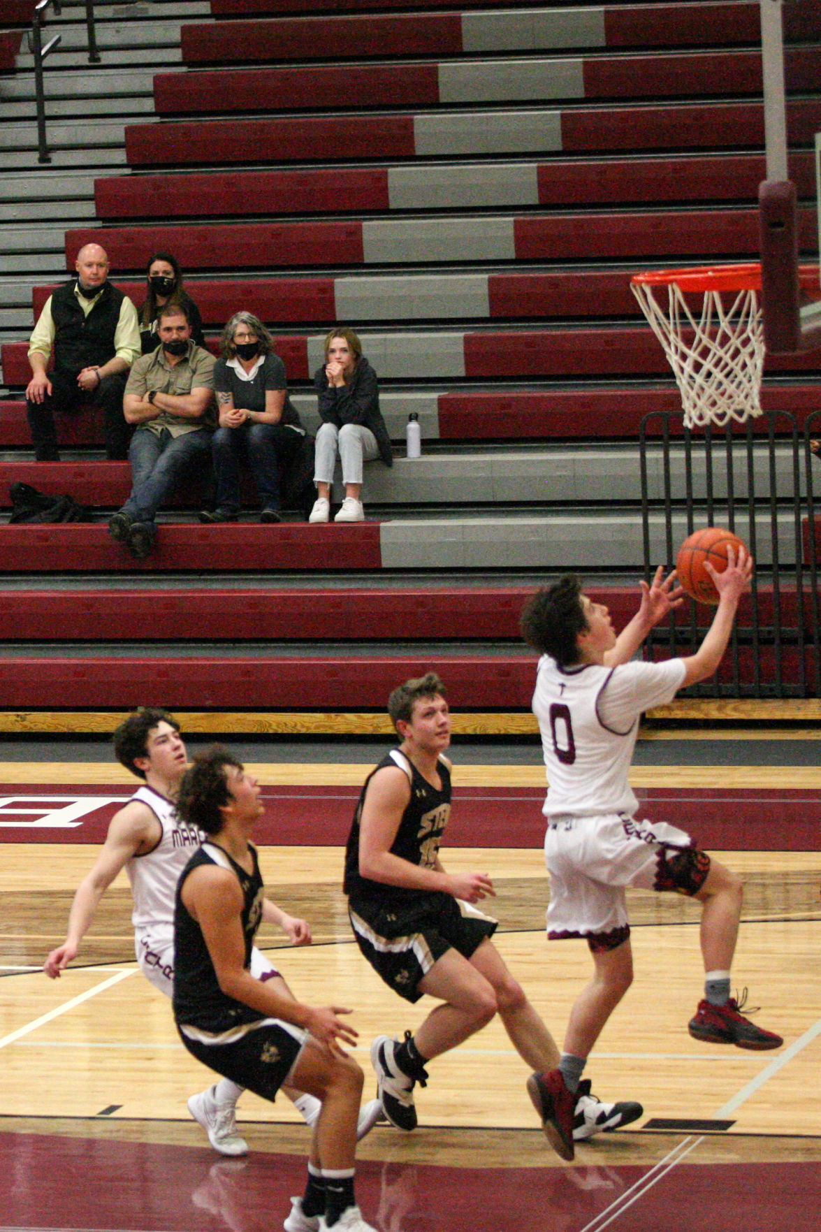 Bryson Sestrich; Butte Central vs. Stevensville