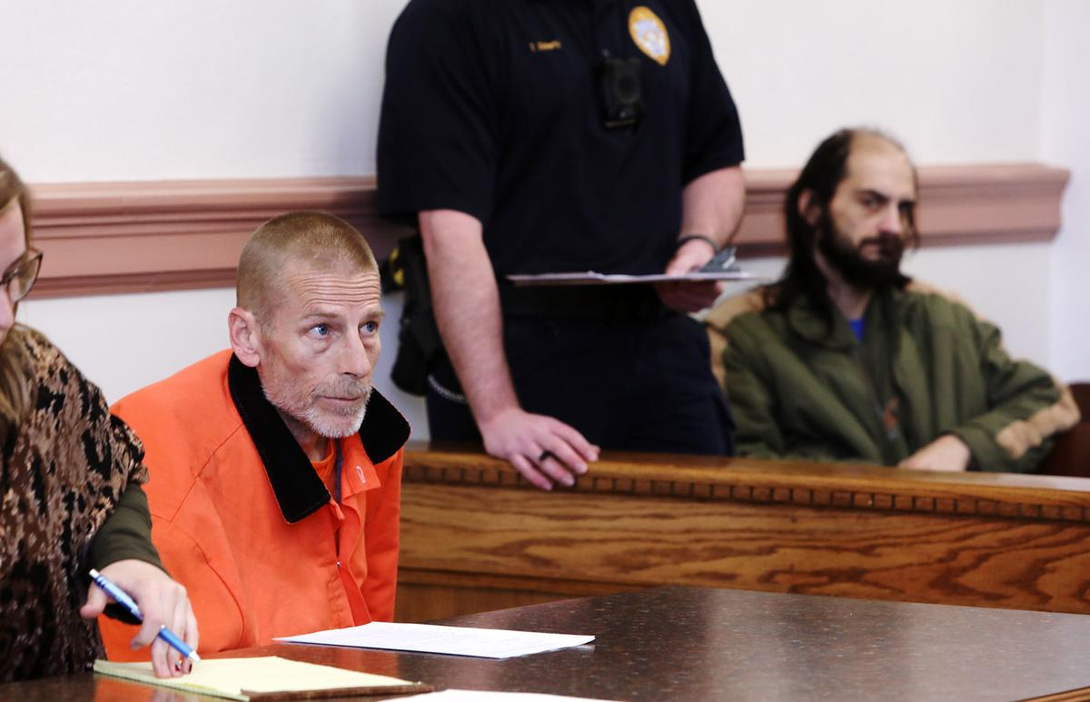 Hijacker makes initial court appearance in Butte