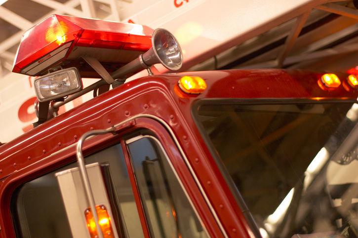 fire engine fire truck emergency stockimage