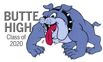 Butte High School logo