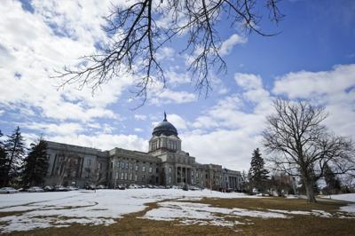 Montana State Capitol, 2019