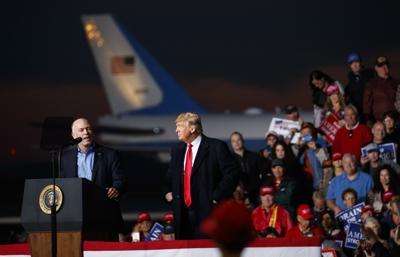 Trump and Gianforte