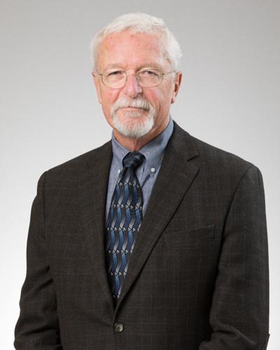 Sen. Dick Barrett, D-Missoula