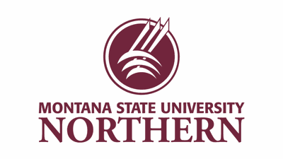 Montana State University Northern Lights logo