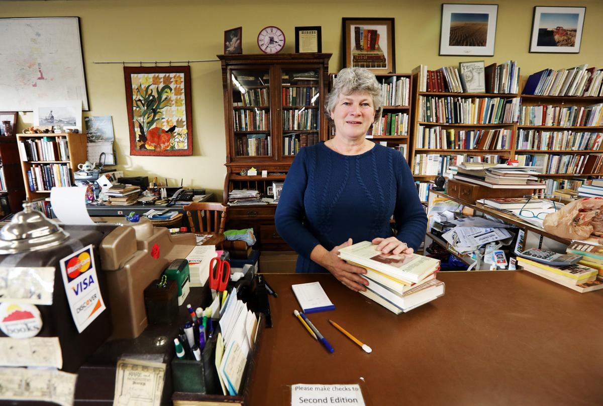 Second Edition Books in Butte