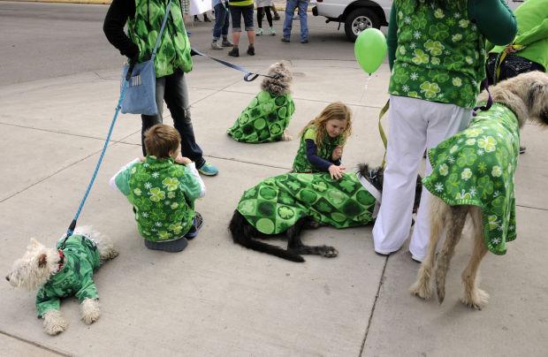 St. Pat's pups