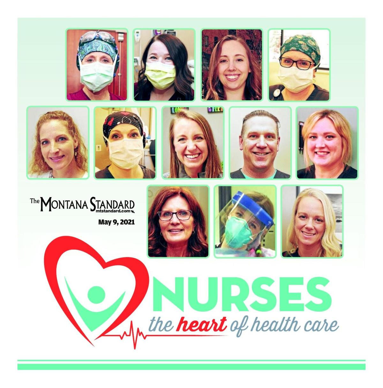 Nurses the Heart of Healthcare 2021