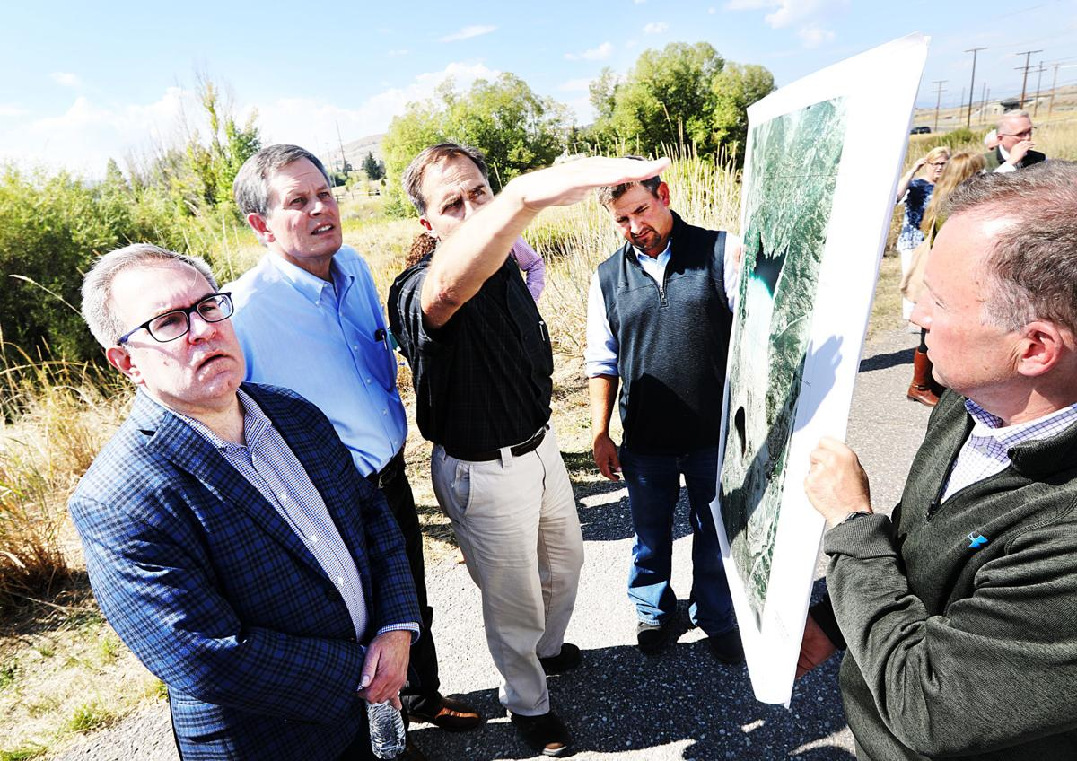 Acting Administrator to the EPA visits Butte and Anaconda
