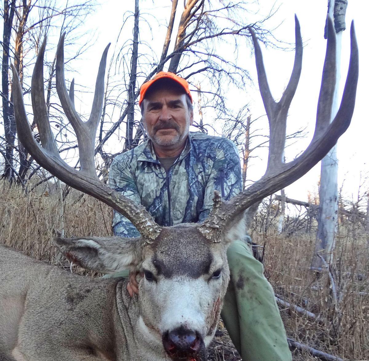 Wyoming hunter