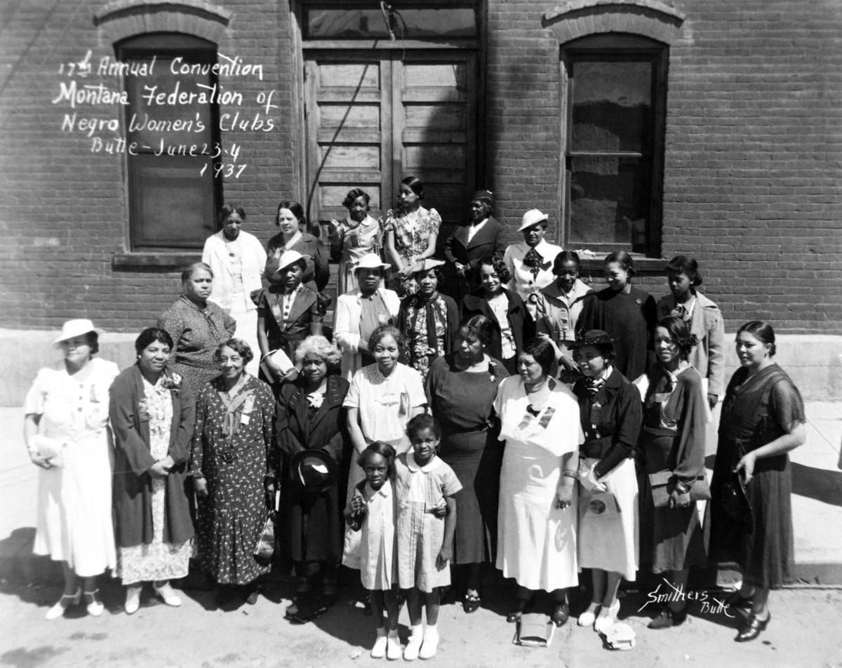 Negro Women's Club HISTORY CONFERENCE