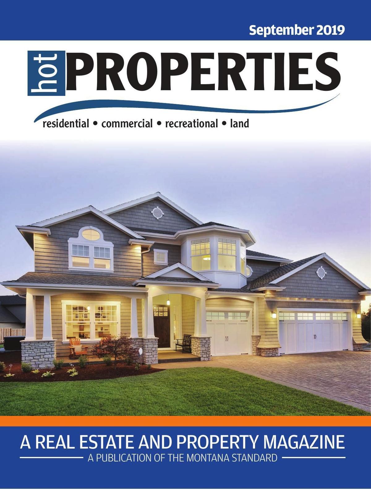 Hot Properties September 2019