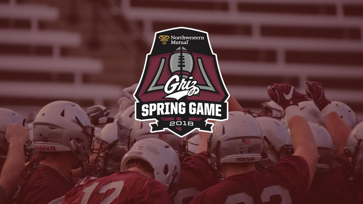 2018 spring game logo