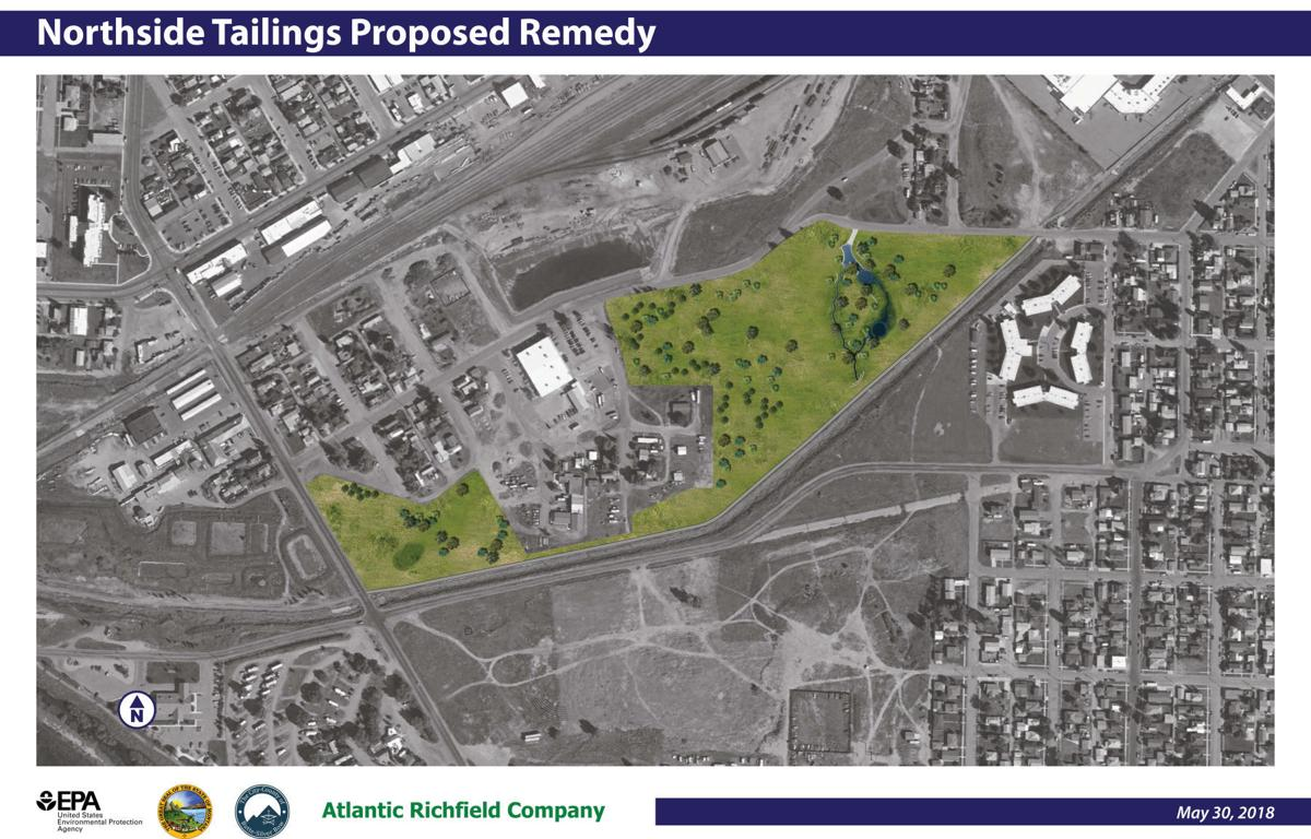 Northside Tailings Proposed Remedy