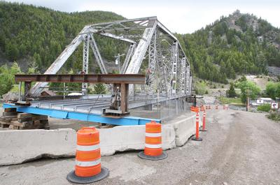 Historic Silver Bridge