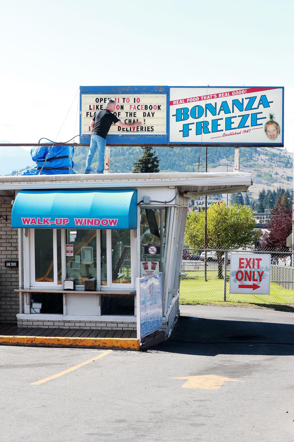 Butte's Bonanza Freeze is a classic