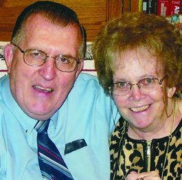 Dr. James and Sheila Drynan