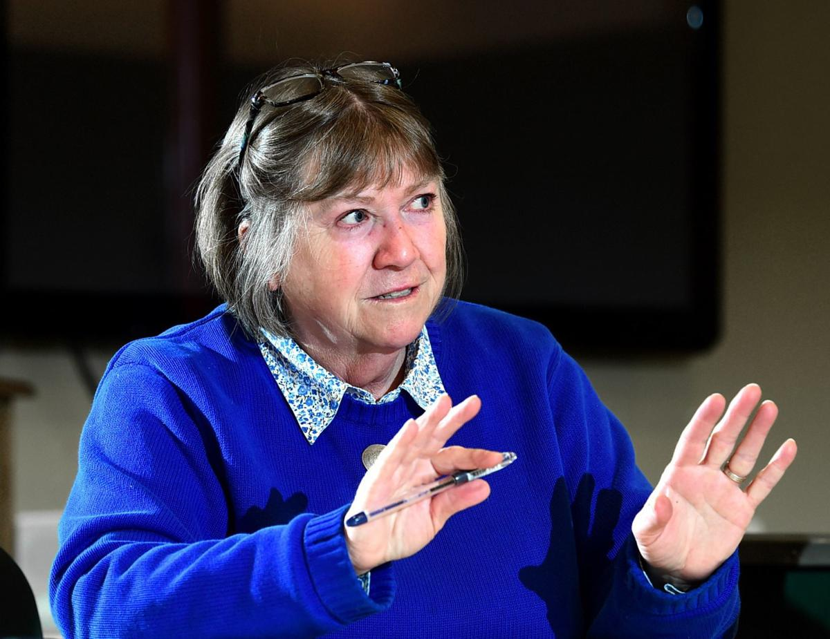 Sonja Woods interview