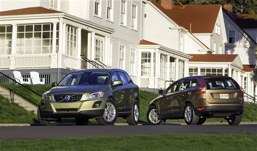 VOLVO CARS OF NORTH AMERICA XC60
