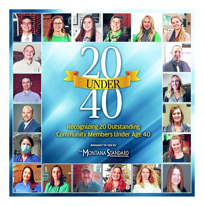 20 Under 40 2020