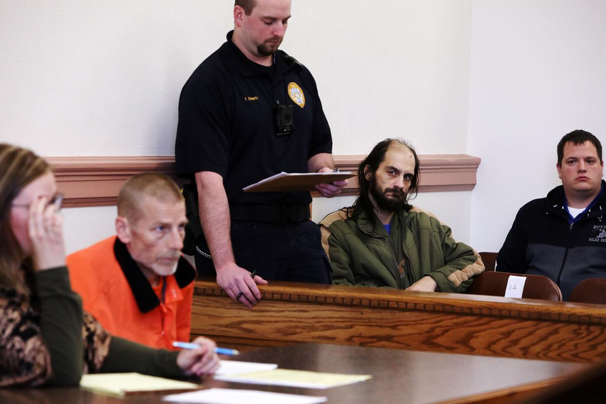 Hostage In Butte Standoff Shows Up At Suspected Hijacker S Hearing