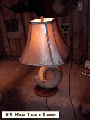 1 Ram Table Lamp.JPG