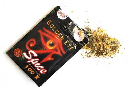 Golden Eye spice