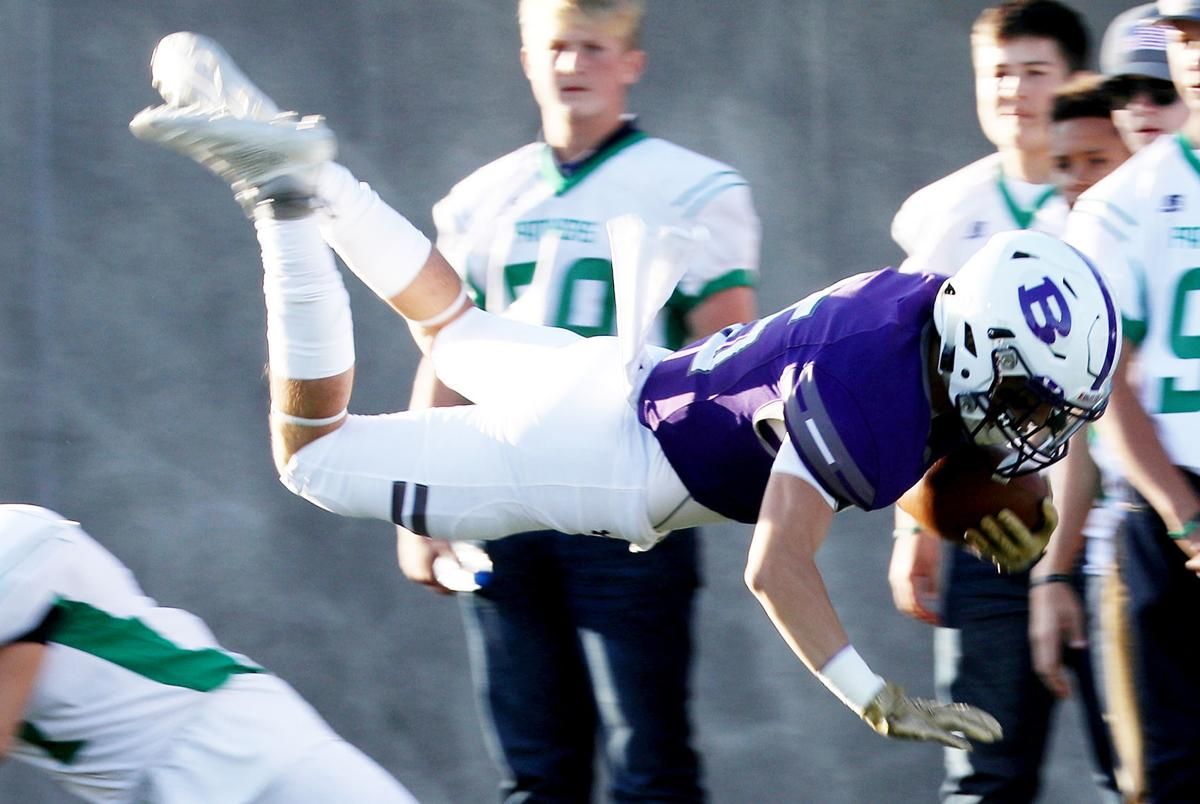 Butte High School football season begins