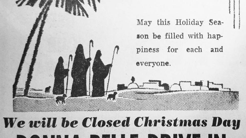 christmas newspaper ads offer slice of life in days gone by lifestyles mtstandard com