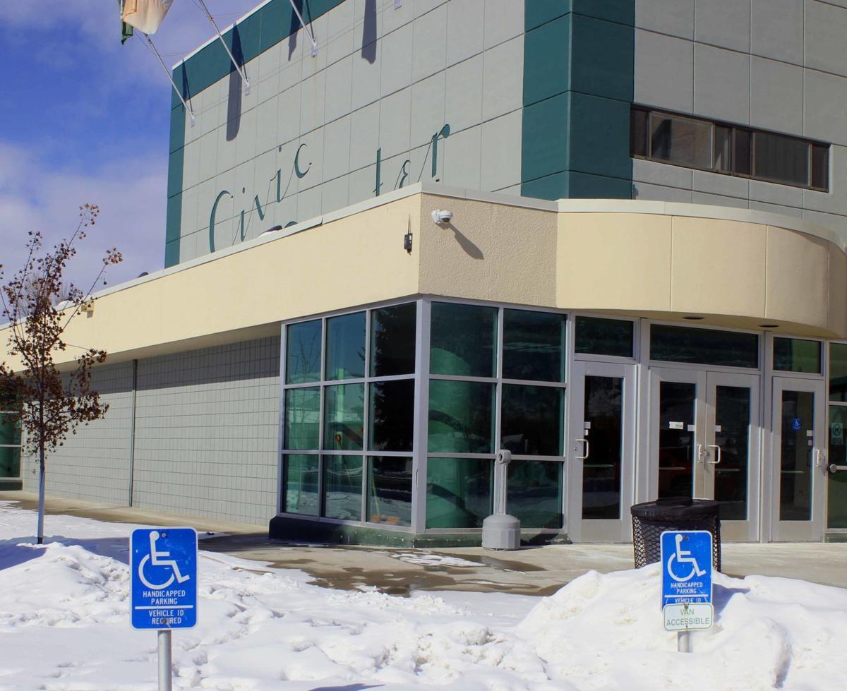 Civic Center camera II