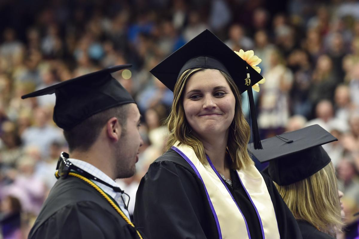 Carroll College's 109th Commencement Ceremony
