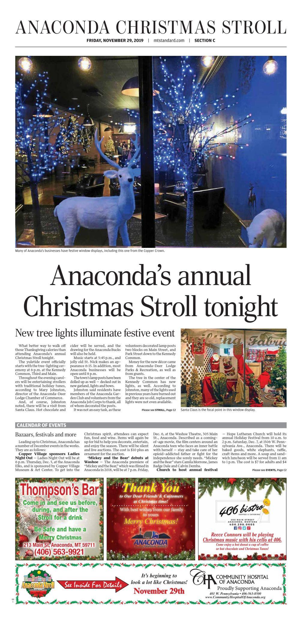 Anaconda Stroll 2019