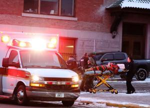 Alleged gunman pleads not guilty to several felonies