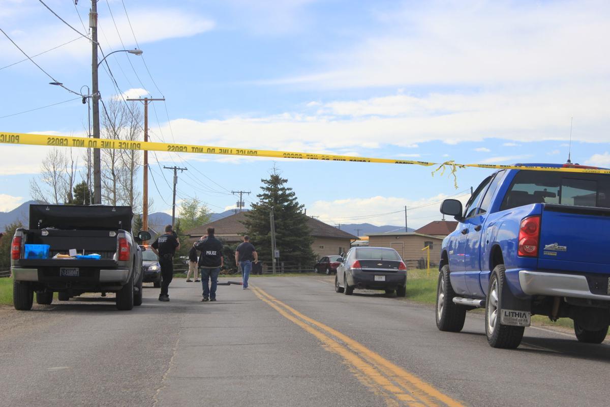 Homicide Crime Scene