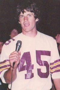 Brian Morris, Class of '82