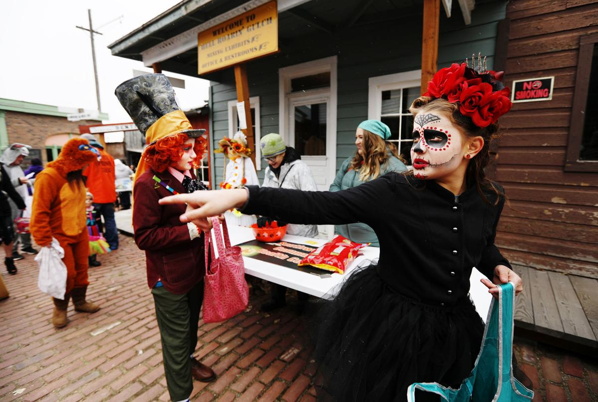 Treat Street at the World Museum of Mining is tradition for Butte children