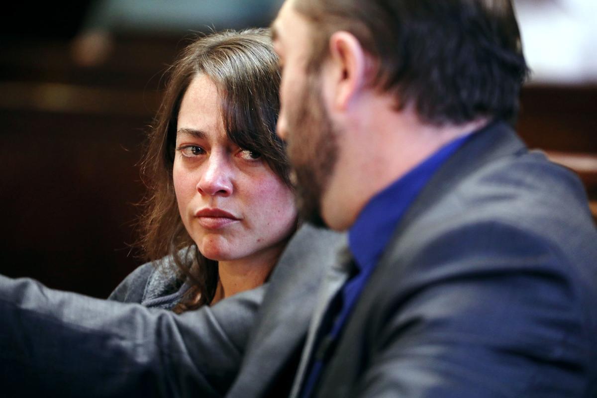Sarah Rose Baldwin sentenced to 15 years in Montana Women's Prison